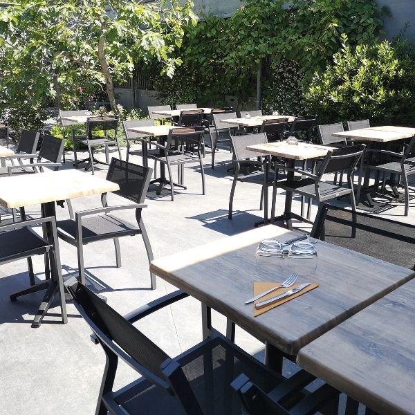 restaurant terrasse spicy classy